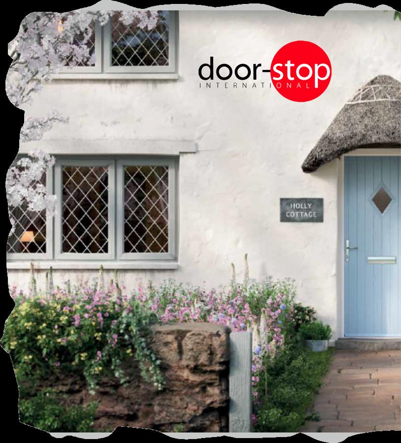 Door-Stop Composite Doors
