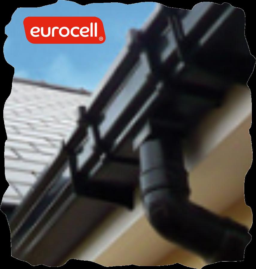 Eurocell Roofline - Fascia, Soffit, Guttering, Downpipes