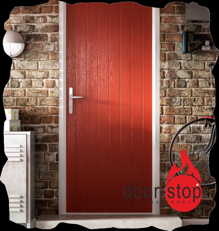 FD30 Fire Doors - Composite