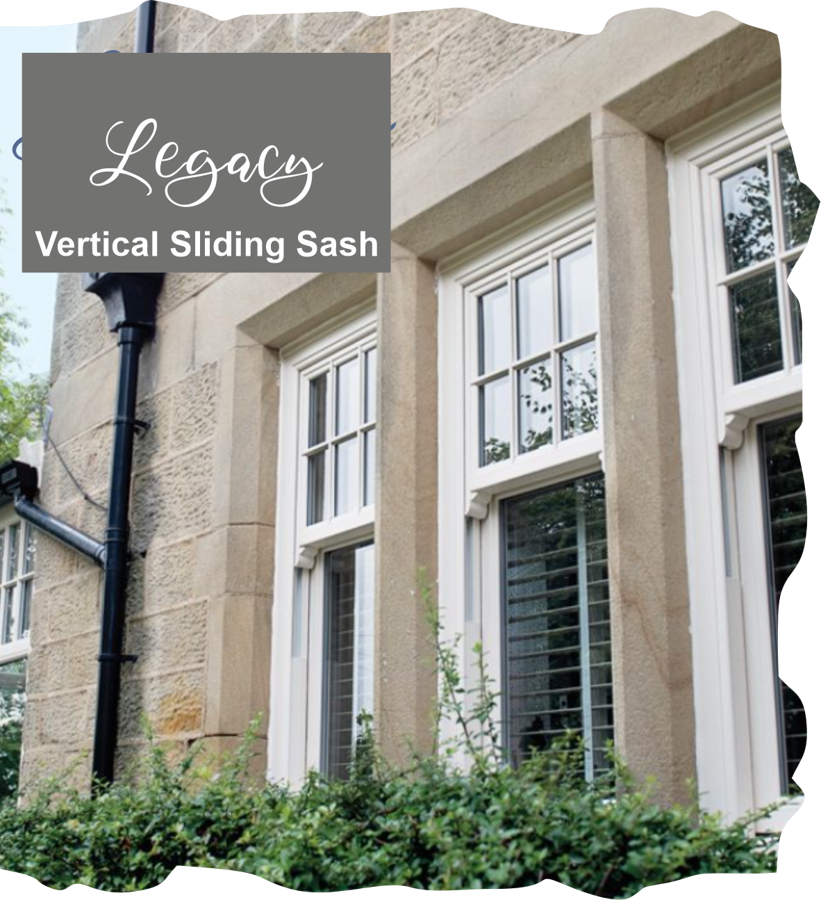 Legacy Vertical Sliding Box Sash Windows