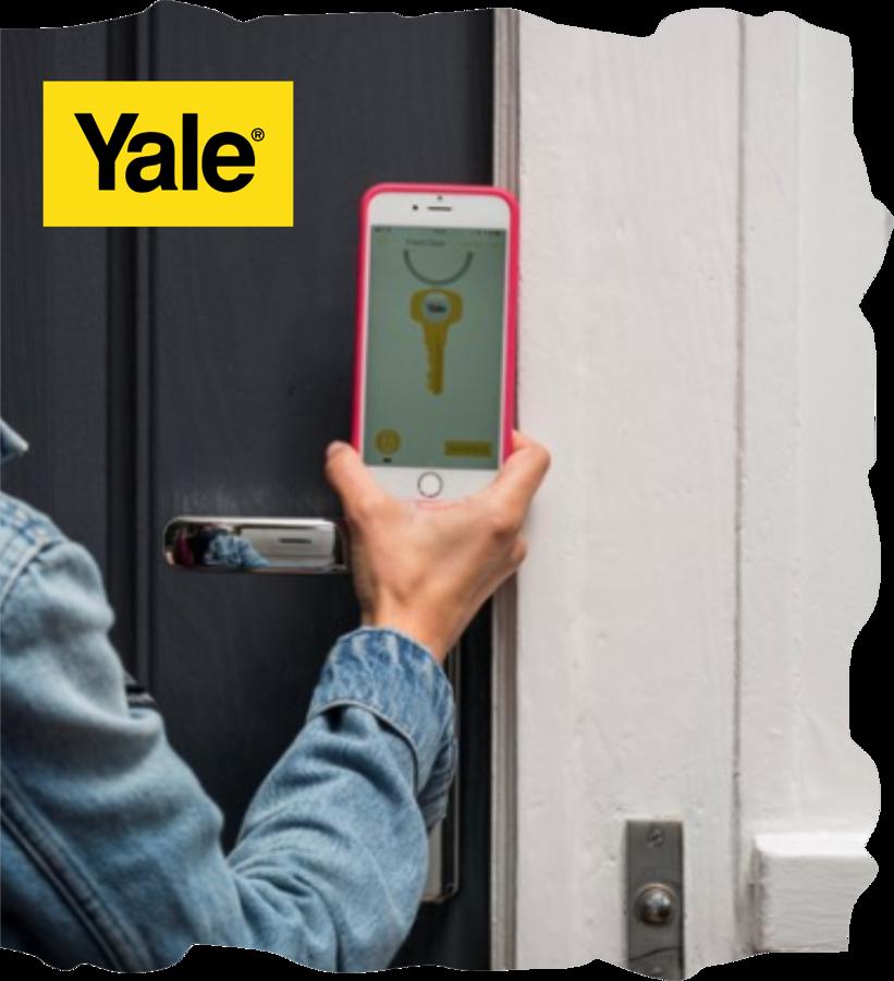 Yale Conexis L1 Digital Door Control