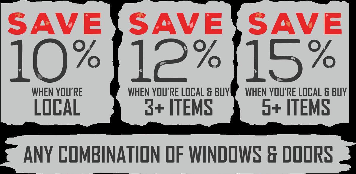 Heronhurst Window and Door Studio Abergavenny - Best Prices Guaranteed on Quality Windows and Doors