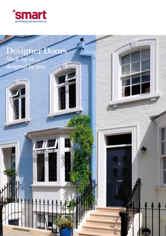 Smart Designer Aluminium Door Brochure