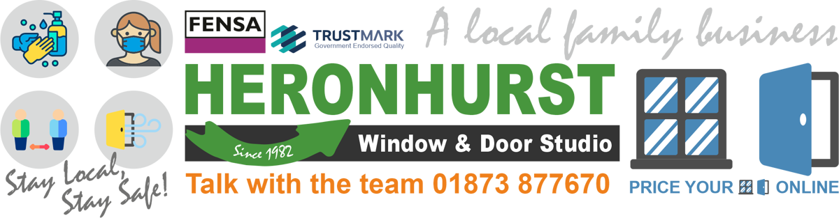 Heronhurst Window and Door Studio Abergavenny - The Best Windows and Doors in South Wales