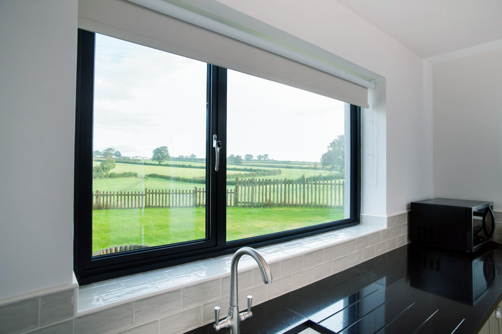 Re-AL Aluminium Windows Casement Traditional Classic-AL and Contemporary Flat Flush